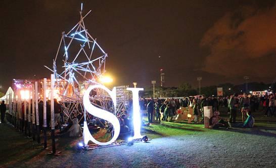 El Municipio de San Isidro, presente en el Lollapalooza con un mensaje sustentable