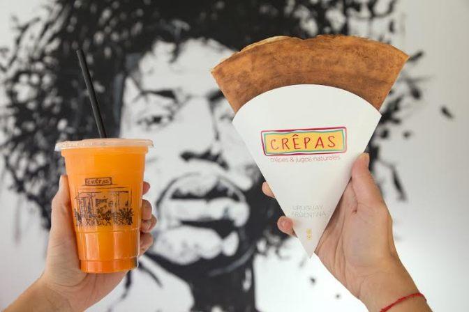 Crêpas continúa revolucionando la comida gourmet al paso en la Argentina