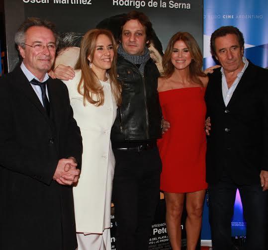 Se realizó la avant premiére de Inseparables en el cine Gaumont
