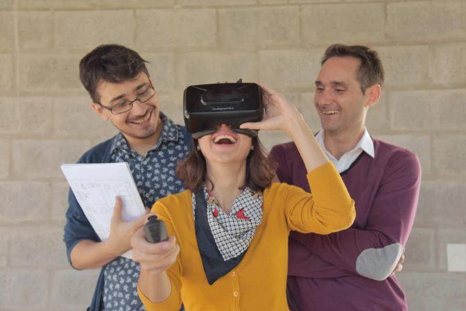 La realidad virtual innova en arquitectura
