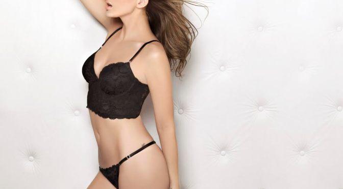 La china Suárez súper sexy con la nueva línea de Sweet Lady: Tanya