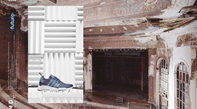 Las nuevas zapatillas futuristas Originals NMD de adidas llegaron a Uruguay