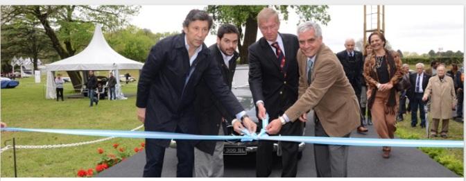 Se inauguró Autoclásica 2016 en San Isidro