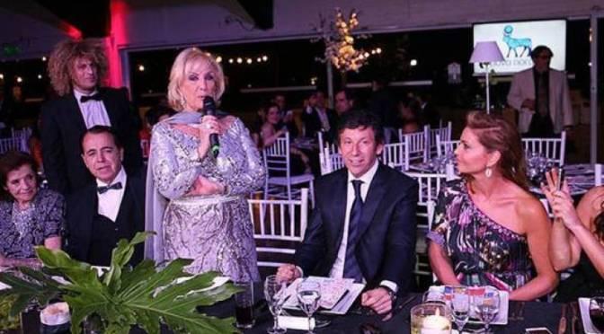 Se realizó la sexta gala a beneficio del Hospital Central de San Isidro
