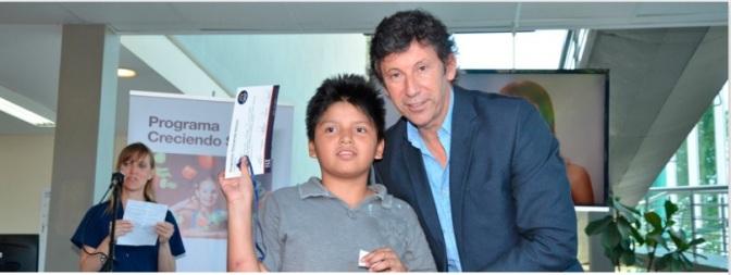 San Isidro lanzó el primer programa gratuito contra la obesidad infantil