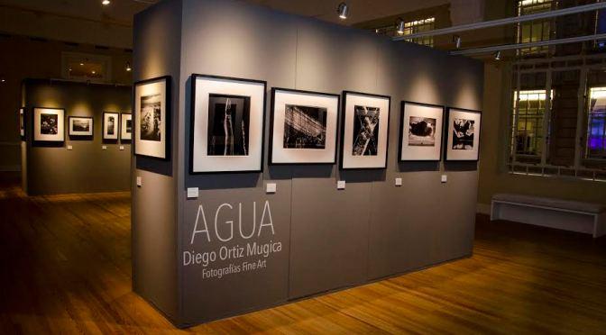 """Fotografía: """"Agua"""" de Diego Ortiz Mugica en el CCK"""