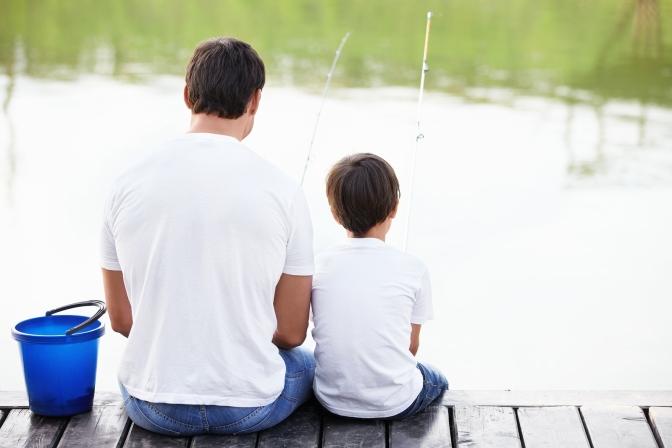 Relax y lectura para papá en su día