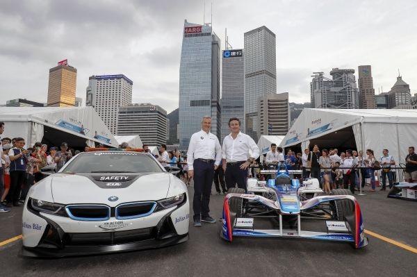 BMW confirma su entrada al Campeonato FIA Fórmula E como un fabricante oficial en la Temporada 5