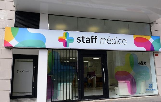 """SANCOR SALUD PRESENTÓ """"STAFF MÉDICO"""" EN MENDOZA"""