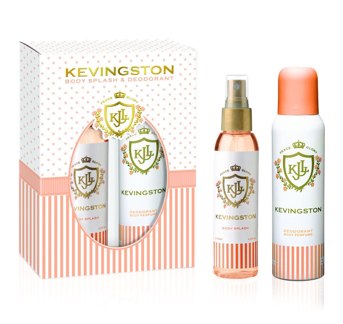 Naranja, la nueva fragancia de Kevingston par el  Día de la Madre