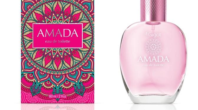 Amada, la nueva fragancia femenina de Gigot para regalarle a mamá