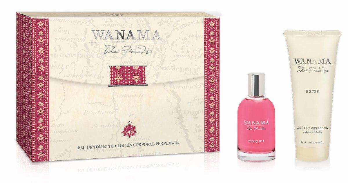 Thai Paradise de Wanama y un lujoso estuche para mimar a mamá