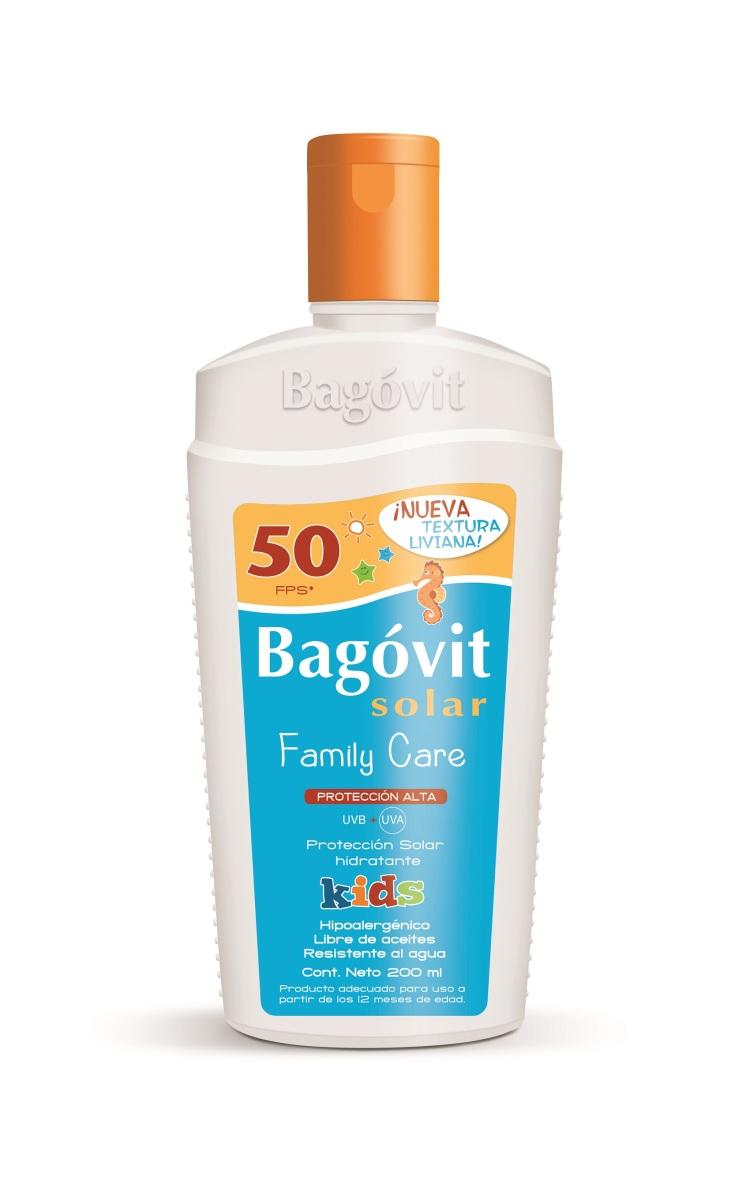 BAGOVIT SOLAR es la línea más completa y efectiva…