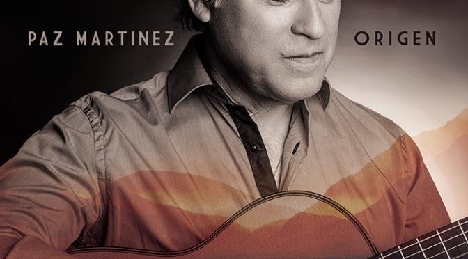 El Paz Martinez lanza Origen