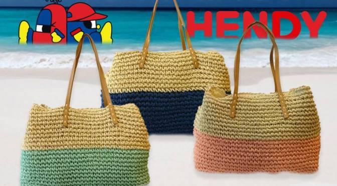Los accesorios más divertidos y coloridos están en Hendy