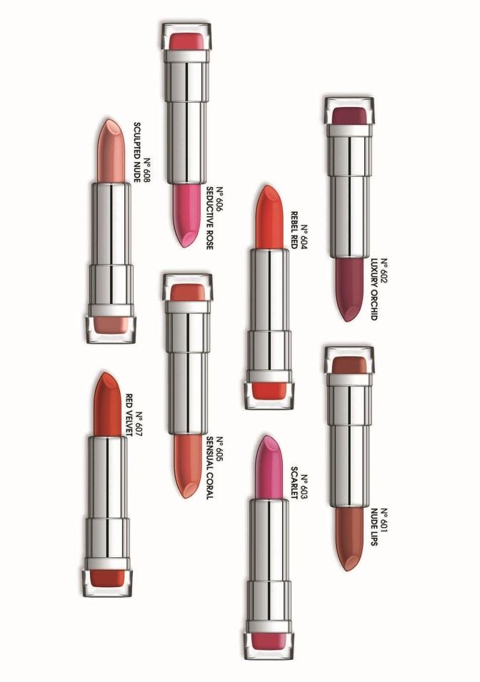 Labios más irresistibles que nunca con el nuevo Velvet Matte Lipstick de Lucy Anderson
