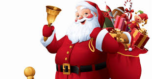 Papá Noel va de shopping
