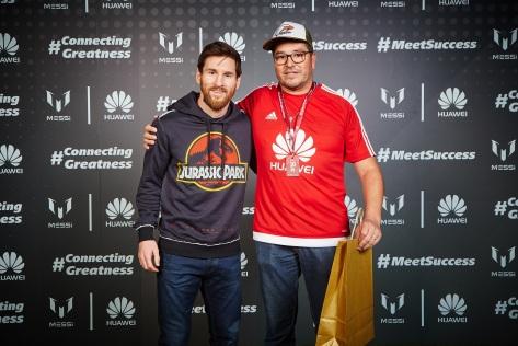 Ganador con Leo Messi 2