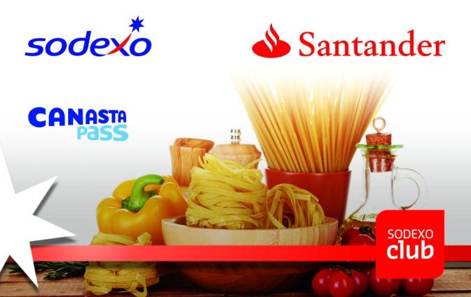 Banco Santander y Sodexo se unen para otorgar mayores beneficios a empresas y trabajadores