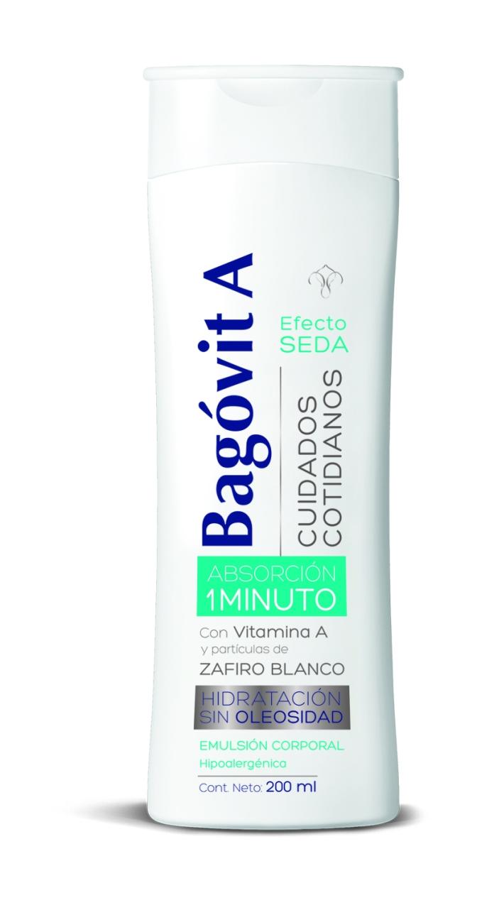 Bagóvit A: un shock de hidratación diaria