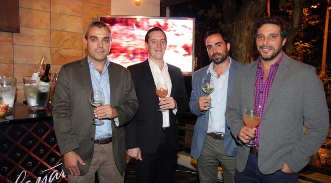 Bodegas Etchart deleitó asommeliersy referentes gastronómicos en el restaurante Sacramento
