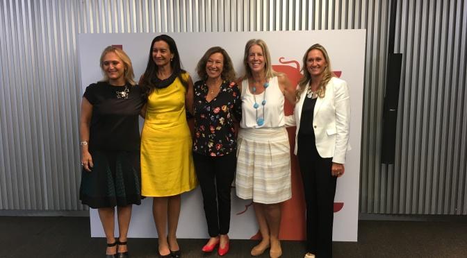 Banco Galicia realizó un encuentro con mujeres líderes de nuestro país para motivar e inspirar a sus colaboradores