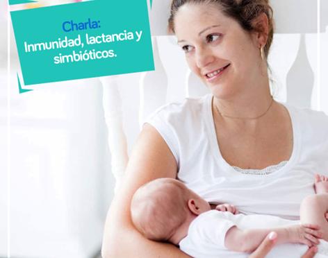 Charla gratuita: Inmunidad, lactancia y simbióticos