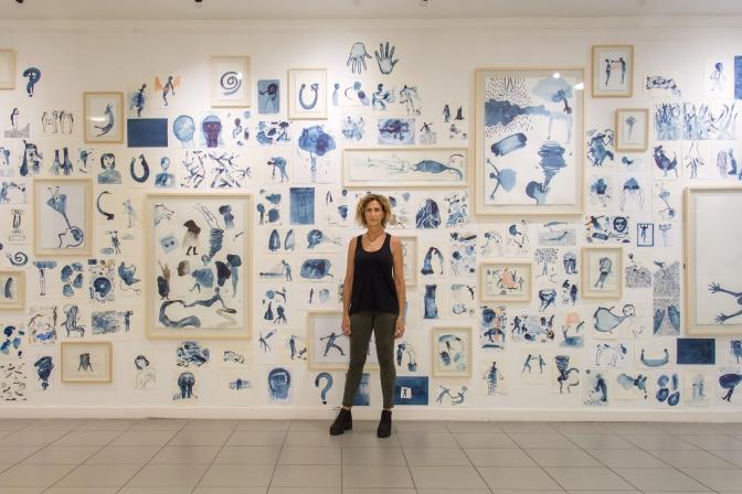 María Marta Fasoli:  la tecnología ofrece nuevas herramientas de expresión a los artistas y enriquece la obra