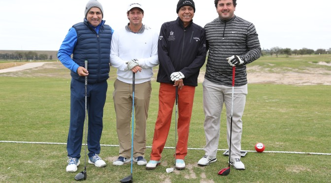 Termas de Río Hondo se vistió de golf