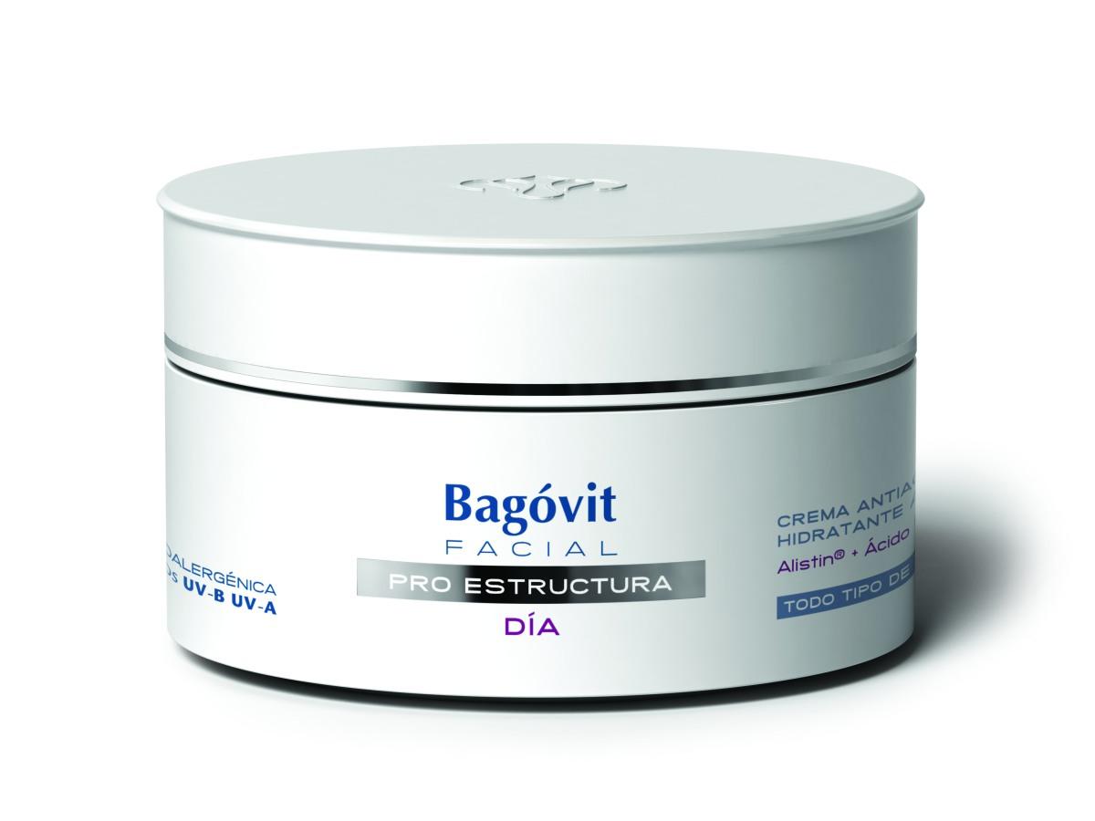 BAGOVIT FACIAL PROESTRUCTURA DIA HIDRATACION Y PROTECCION EXTRA TODA HORA