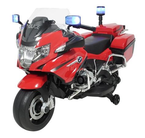 Moto Policia BMW (Bebitos)