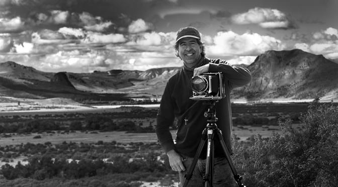 Bariloche en blanco y negro y gris bajo la lente de Diego Ortiz Mugica