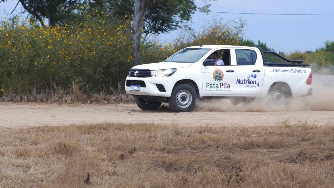 La Asociación Pata Pila visita comunidades de Salta para nutrir su futuro