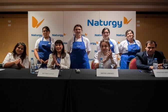 Cerró el ciclo 2018 de Energía del Sabor desarrollado por Naturgy