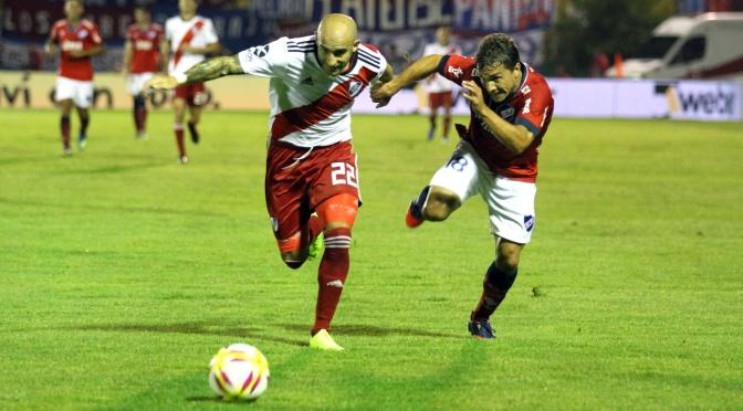 Claro acompañó el partido entre Nacional y River Plate en el Campus de Maldonado