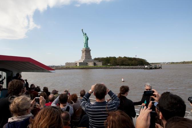 Nueva York vuelve a batir su récord de visitantes