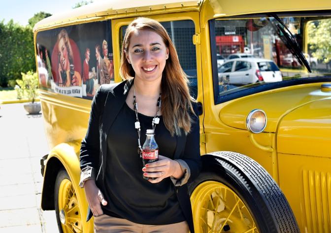 Coca-Cola FEMSA Uruguay presentó a su nueva Gerente de Marketing