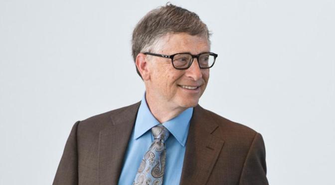 La IA que habla como Bill Gates