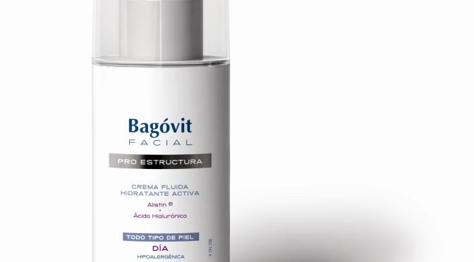 Crema Proestructura Hidratante Activa Ultra Liviana de Bagóvit