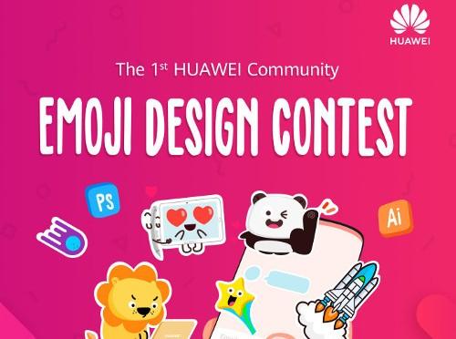 Huawei anuncia el primer concurso de diseño de emojis