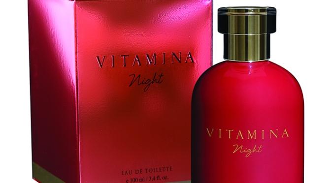 Llega Vitamina Nigth: la fragancia elegante y moderna para este invierno
