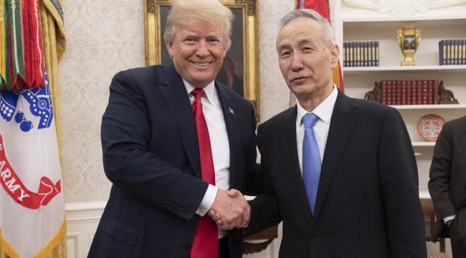 """Donald Trump anticipa el fin del bloqueo: """"Las empresas estadounidenses pueden vender sus productos a Huawei"""""""