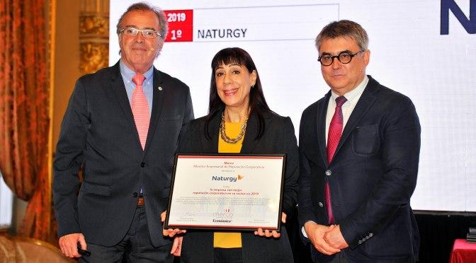 Pordécimoaño consecutivo,Naturgy eslaempresa de servicios públicos con mejor reputación en Argentina