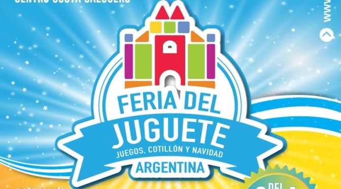 La Cámara Argentina de la Industria del Juguete anuncia facilidades y precios especiales para las compras durante la 54º edición de la Feria