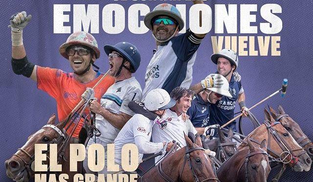"""La Asociación Argentina de Polo y Astillero Buenos Aires presentan """"El polo más grande del mundo"""""""
