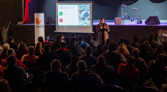 """A través de """"Formando Energías"""", FundaciónNaturgycapacitó a más de 8.000 docentes"""