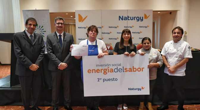 Fin del programa inclusivo 2019: Energía del Sabor de Naturgy