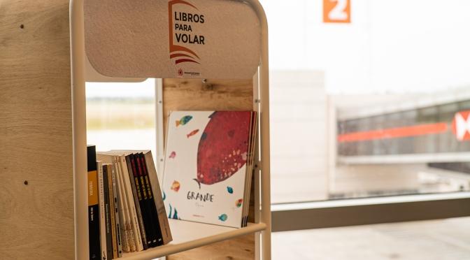 El Aeropuerto de Carrasco ofrece a los pasajeros biblioteca ambulante con literatura uruguaya