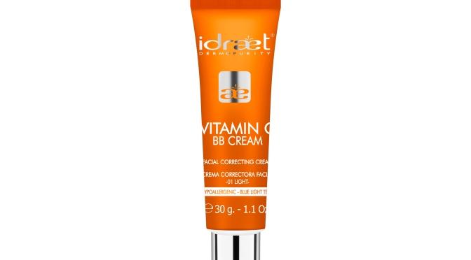 La BB Cream que estabas soñando es de Idraet y tiene vitamina C