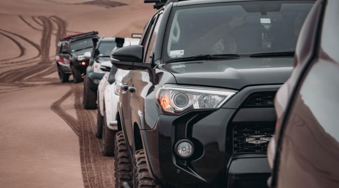 Cae la producción automotriz un 10.7% respecto del año pasado